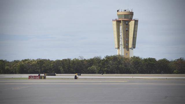 Stinson Control Tower Architectural Enhancements