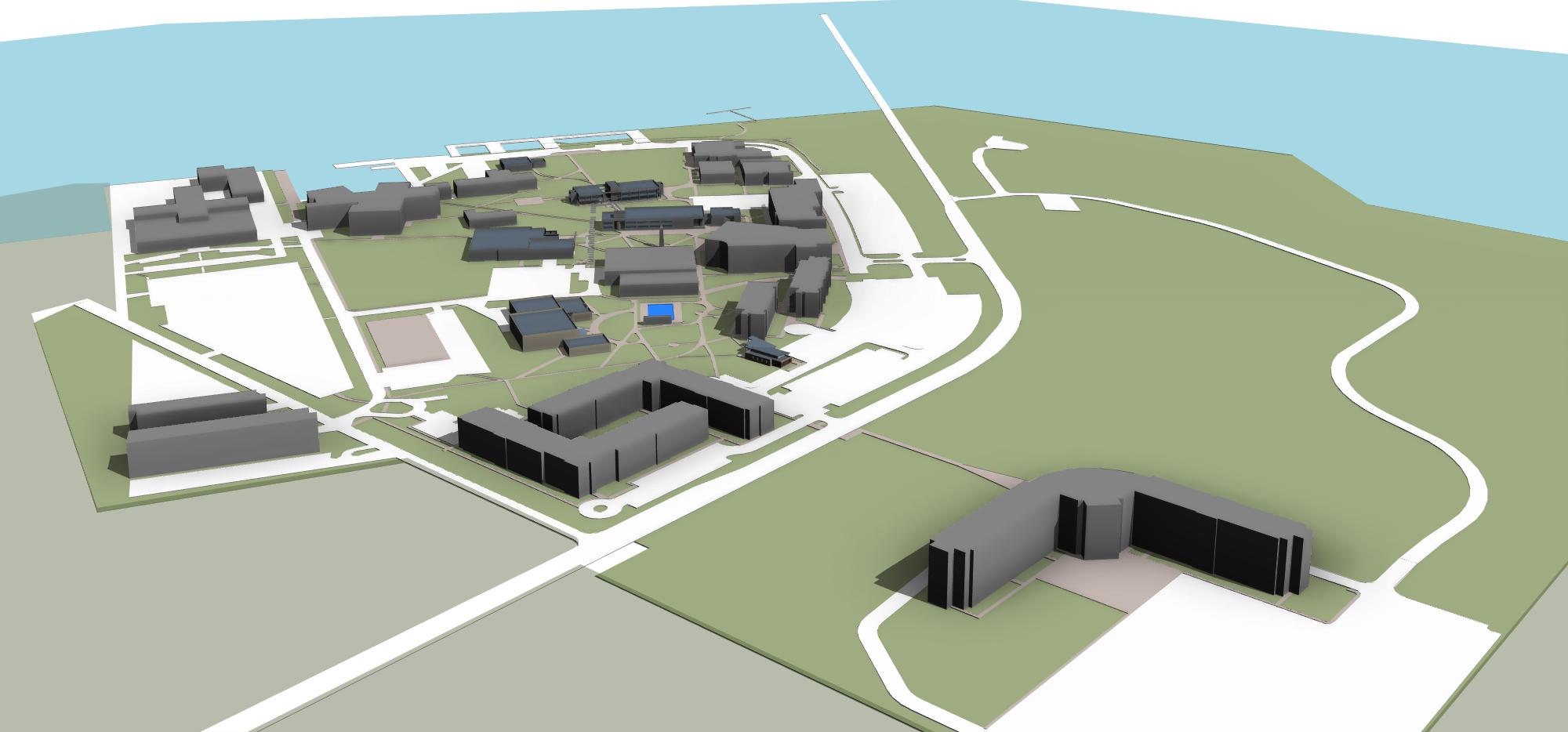 6e56b184b97ad Texas A M University at Galveston Master Plan